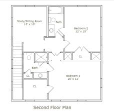 Saujana Residency Floor Plan 100 2nd Floor Plan 1450 Kingston Springs Rd 2nd Floor Plan