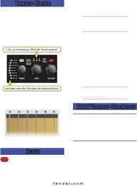 Sch E K Hen Bedienungsanleitung Fender Mustang Ii Seite 1 Von 6 Deutsch