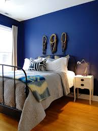 Blue Paint Colors For Bedrooms 20 Bold Beautiful Blue Wall Paint Colors Apartment Therapy