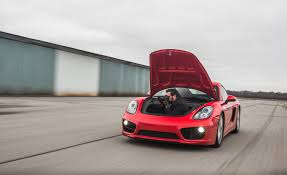 why the porsche cayman is the best car to car photo rig ever