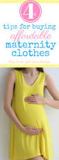 Stores That Sell Maternity Clothes 4 Tips For Buying Affordable Maternity Clothes That You U0027ll Love