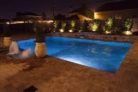 Vista Landscape Lighting by Pools U0026 Water Features U2014 Vista Landscaping