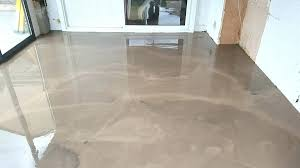 béton ciré sur carrelage cuisine beton cire sur carrelage peinture carrelage sol effet beton cire