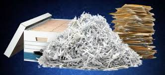 where to shred papers western records on and site shredding services