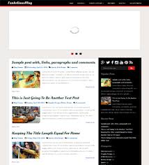 full width blogger templates free download