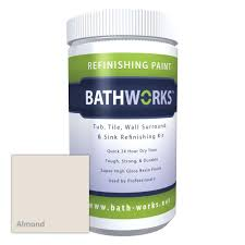 How Can I Paint My Bathtub Rust Oleum Specialty 1 Qt White Tub And Tile Refinishing Kit