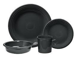 Corelle Square Dishes Fiesta 4 Piece Place Setting Set Service For 1 U0026 Reviews Wayfair