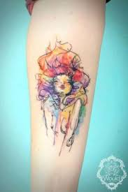 abstract watercolor tattoos abstract watercolor tattoos i wish