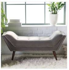 Upholstered Entryway Bench Entryway Bench Ebay