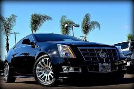 cadillac 2011 cts coupe used cadillac cts coupe for sale in san diego ca edmunds