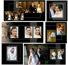 wedding albums for professional photographers classic wedding templates arc4studio