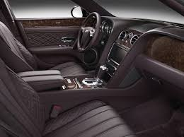 bentley flying spur black interior bentley new creations by mulliner for the flying spur amazing
