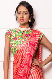 blouse for multicolored embroidery blouse get it done at http mytailor