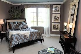 blue and brown home decor brown and blue decorating ideas for