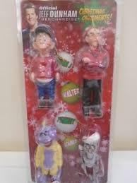 official jeff dunham ornaments walter bubba peanut