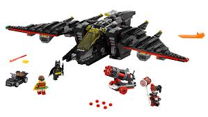 batman car lego first look u0027lego batman movie u0027 batwing bane and two face