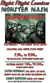 halloween activities salt lake city utah halloween monster mash 2010 night flight comics salt lake city