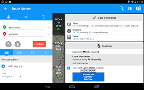 gps traffic speedcam route planner by viamichelin u2013 android apps