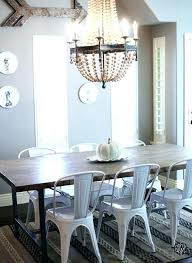 farmhouse table with metal chairs white metal dining chair farmhouse table with metal chairs best