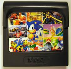 sega game gear cartridges