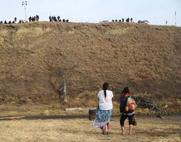 what oil pipelines can do to native american land and life vice