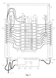 patent us7385406 automated electrical wiring inspection system