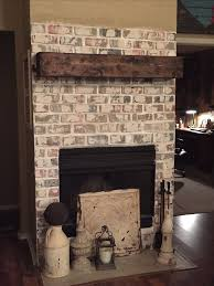 Fireplace Cover Up 11 Best Faux Brick Wall Images On Pinterest Faux Brick Walls