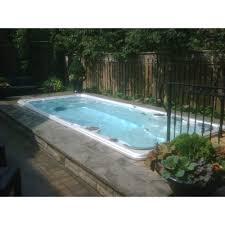 hydropool scotland hydropool 19ft aquatrainer 19 fx swim spa