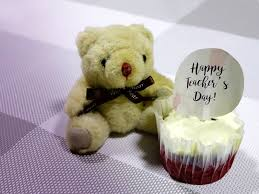 teddy for s day free images cupcake teddy textile plush s day