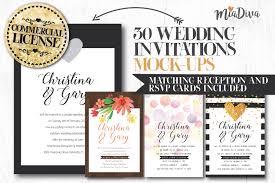 wedding invitations layout wedding invitations layout pack by miad design bundles