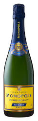 Markenk Hen Champagne Monopole Heidsieck Blue Top Brut Mit Geschenkverpackung