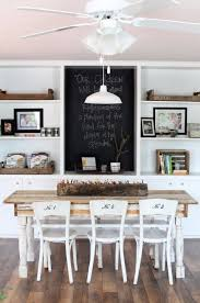 fixer upper dining table 10 chalkboard dining room designs