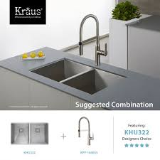 kpf 1640ss nola single lever flex commercial style kitchen faucet