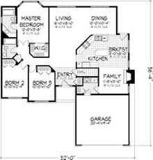 3 Bedroom 2 Bath 1 Story House Plans by Collection 3 Bedroom 2 Bath House Plans Photos Free Home