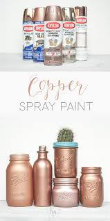 rose gold spray paint copper spray paint spray paint colors and
