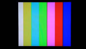 color pattern generator vhs tape color bars test pattern damage color bars test pattern