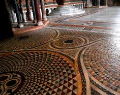 Mosaic Floor L Getty Foundation Grant Allows Newly Conserved Cosmati Pavement To
