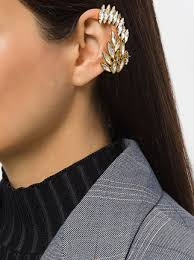 ear cuffs images laurent embellished ear cuffs 895 buy aw17 online fast