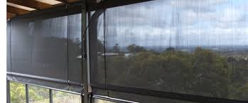 Outside Blinds And Awnings Verandah Fabric Outdoor Blinds And Awnings