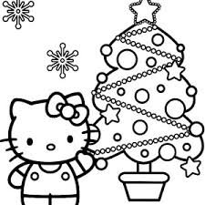 star on top christmas trees coloring pages color luna