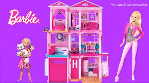 barbie dreamhouse 2015 full house decoration and tour