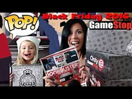 gamestop black friday unboxing gamestop 2016 black friday mystery box exclusive funko