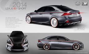 2014 lexus is f sport 2014 lexus is sport sedan designed to deviate at 2013 specialty