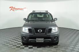 nissan frontier king cab for sale nissan frontier crew cab pro 4x in north carolina for sale used