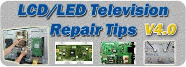 v4 0 collection of lcd television repair tips lcd led tv power