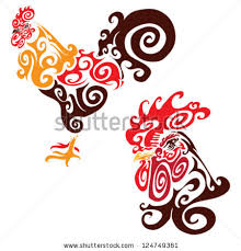 rooster images designs