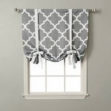 Tie Up Valance Curtains Tie Up Shades You Ll Wayfair