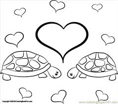 21 turtles 3 coloring free fallouts coloring pages
