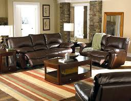 recliners compact full grain leather recliner for house ideas
