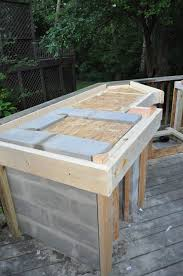 Metal Stud Outdoor Kitchen - cabinet framing an outdoor kitchen framing an outdoor kitchen